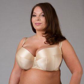 Ewa Michalak S Bezus Balconette Bra (Nude)