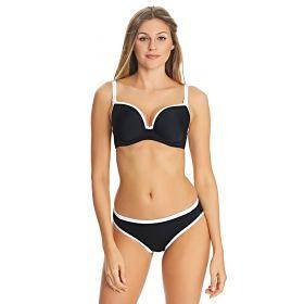 Freya Swimwear Back to Black Moulded Bikini Top