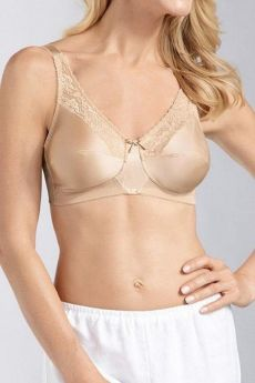 Amoena Nancy Non Wired Mastectomy Bra (Light Nude)