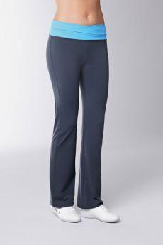 Amoena Active Wear Long Leisure Pant (Grey\Blue)