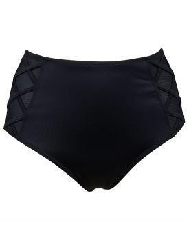 Pour Moi Swim Beach Bound Deep Brief (Black)