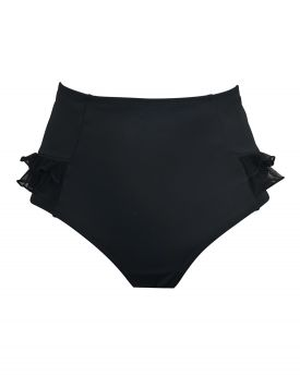 Pour Moi Swim Mardi Gras Control Brief (Black)