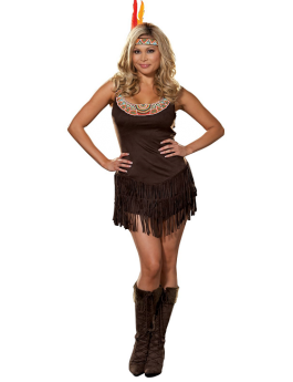 PocaHOTTIE Dress Up Costume