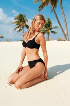 Sunflair The Lady Bikini Top (Black)
